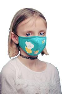 Non-Medical Kids Cotton Face Masks